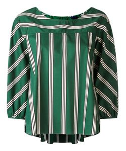 Aspesi | Striped Oversized Top 38