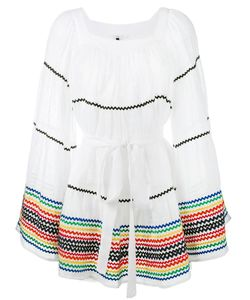 Lisa Marie Fernandez | Ric Rac Peasant Dress 2