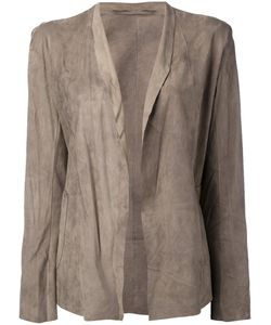 SALVATORE SANTORO   Open-Front Jacket 40