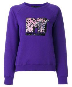 Marc Jacobs | Mtv X Raglan Sweatshirt Medium