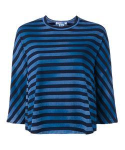 COMME DES GARCONS COMME DES GARCONS   Comme Des Garçons Comme Des Garçons Striped Flared T-Shirt