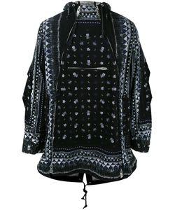 Sacai | Aloha Scarf Printed Jacket 4 Cotton/Polyester
