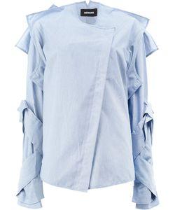 MOOHONG | Deconstructed Shirt Women 40