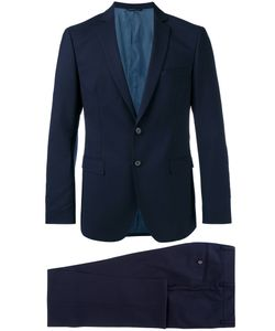 Tonello | Single-Breasted Formal Suit Size 46