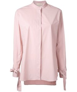 Erika Cavallini | Laced Cuffs Shirt Size 48