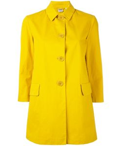 Aspesi | Button-Up Coat 40 Cotton