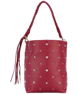 Red Valentino | Stars Studded Shopping Bag Calf