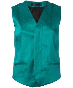 Haider Ackermann | Wrap Waistcoat Size 38
