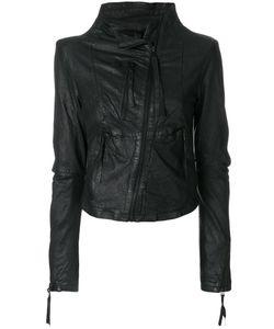 Barbara I Gongini | Off-Centre Zipped Jacket Women Cotton/Sheep