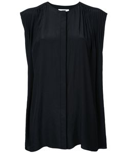 ASTRAET | Объемная Блузка Без Рукавов
