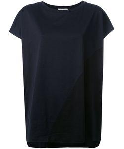 Stefano Mortari   Contrast Loose Fit T-Shirt Size 42