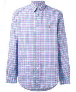 Ralph Lauren | Рубашка На Пуговицах В Клетку