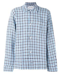 Our Legacy | Clubcheck Shirt Small Linen/Flax