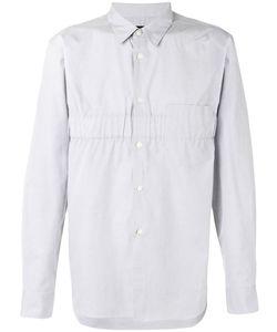 COMME DES GARCONS HOMME PLUS | Comme Des Garçons Homme Plus Gathered Detail Shirt