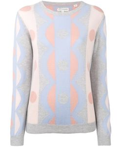 Chinti And Parker | Cashmere Scallop Sweater