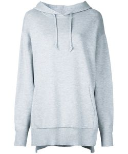Rito   Hooded Parka Womens Size 38 Silk/Cotton/Nylon/Polyurethane