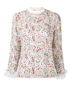 Mother Of Pearl | Print Blouse