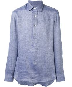 SALVATORE PICCOLO | Рубашка С Пуговичной Планкой