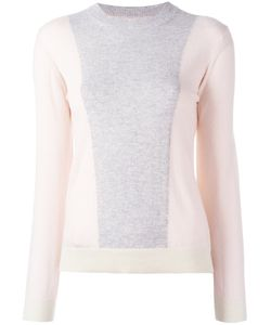 Chinti And Parker | Colour Block Jumper Medium Cashmere
