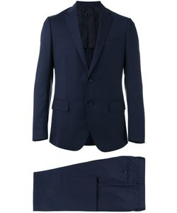 Caruso | Slim-Cut Suit 52 Wool/Cupro/Bemberg