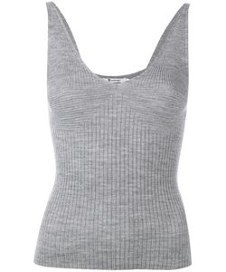 T By Alexander Wang | Variegated Knit Cropped Tank Top Size