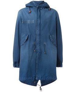 MR & MRS Italy | Zipped Hooded Coat Large