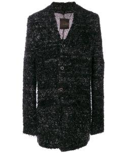 Lost & Found Ria Dunn | Long Fuzzy Knit Cardigan