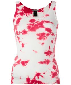 SUZUSAN | Tie-Dye Print Top Small Cotton/Modal