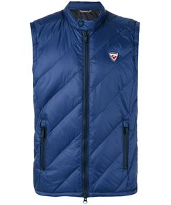 ROSSIGNOL   Quilted Gilet Size