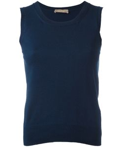 Cruciani | Fitted Tank Top 42 Cotton/Spandex/Elastane