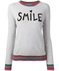 Chinti And Parker | Smile Jumper Xl Cashmere