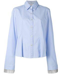 Aviù | Layered Sleeves Shirt 44
