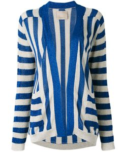 Laneus | Striped Cardigan Size 38