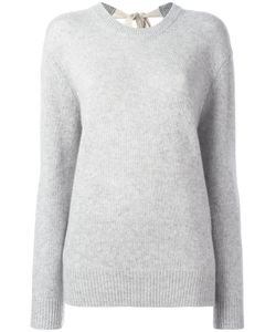 Joseph | Ribbed Detail Jumper Small Cashmere