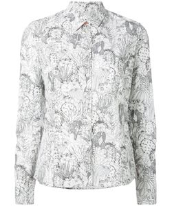 PS PAUL SMITH | Ps By Paul Smith Cactus Sketch Print Shirt 44
