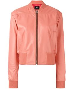 PS PAUL SMITH | Ps By Paul Smith Sorbet Leather Bomber Jacket 44