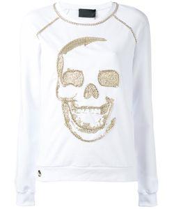 Philipp Plein | Skull Emblem Sweatshirt
