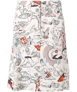 Dorothee Schumacher | Patterned Skirt 3