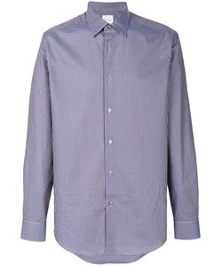 Paul Smith | Рубашка В Клетку Гингем