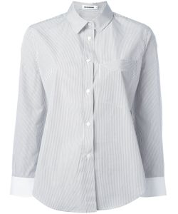 Jil Sander | Striped Shirt 36 Cotton