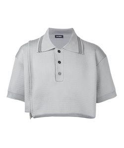 Raf Simons | Укороченная Рубашка-Поло