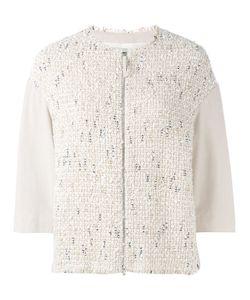 Fabiana Filippi | Cropped Sleeve Jacket Size 42