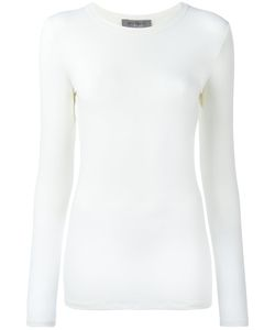SportMax | Curvone Longsleeved T-Shirt Large Polyamide/Spandex/Elastane/Viscose