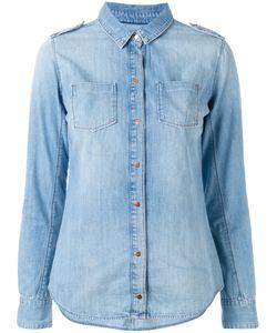 Calvin Klein Jeans | Джинсовая Рубашка Кроя Слим