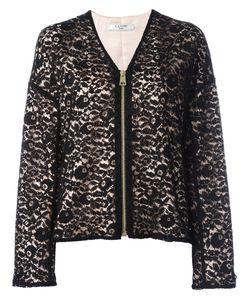 Lanvin | Lace Jacket 38 Viscose/Polyamide/Cupro/Acetate