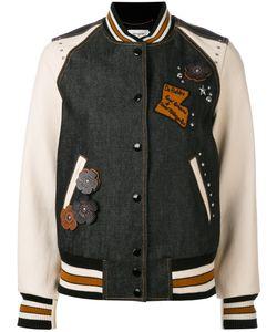 COACH | Университетская Куртка С Отделкой