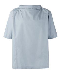 Comme Des Garcons | Comme Des Garçons Shirt Open Collar Shortsleeved Shirt Size Small