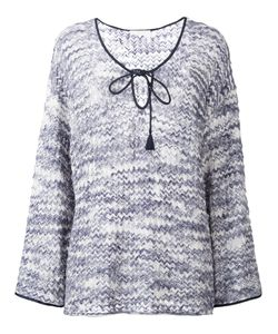 See By Chloe | See By Chloé Knit String Tie Top Size Xs