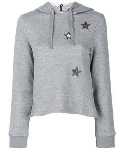 Red Valentino | Star Hooded Sweatshirt