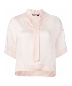 Diesel | Pussy Bow Blouse Small Viscose